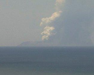 18 yıl sonra patladı! Okyanus ikiye ayrıldı