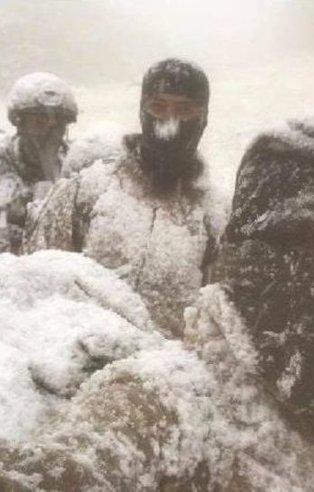 -25 derecede operasyon başladı! Mehmetçik Katoda hainlere nefes aldırmıyor
