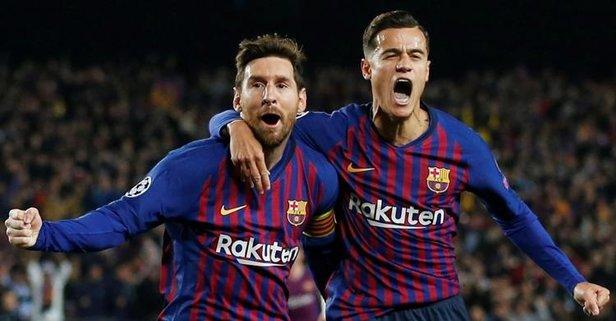 Barcelona yarı finalde!