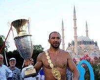Kırkpınar'da şampiyon Ali Gürbüz
