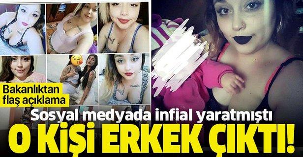 Elif Sarı isimli instagram hesabı kullanıcısı yakalandı