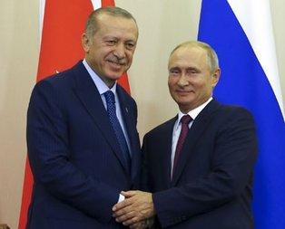 Rusya'dan Putin-Erdoğan zirvesine ilişkin açıklama