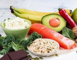 Bu gıdalar vücuda mutluluk veriyor! İşte o besinlerin listesi...