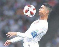 Juve'den Ronaldo'ya 120 milyon Euro