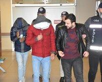 FETÖ'cüleri Yunanistan'a kaçırıyorlardı! Yakalandılar