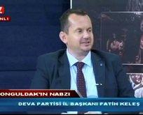 Ali Babacan'ın başkanı küfürbaz çıktı!