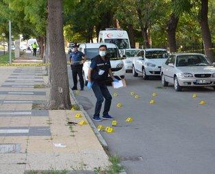 Aksaray'da dehşet sabahı! Önce eşini katletti sonra polisle çatışarak hayatını kaybetti
