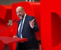 Schulz yine Türkiyeyi diline doladı