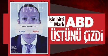 """TIME dergisi Facebook ve Mark Zuckerberg'i 11 yıl sonra kapağına taşıdı: """"Facebook'u sil?"""""""