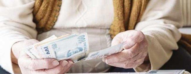 Emekliye seyyanen zam! Emekliye en az 1.800 lira! İşte SSK, SGK ve Bağ-Kur maaşına yeni formül
