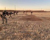 6 PKK/YPG'li terörist artık yok!