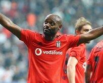 Beşiktaş'ta Vagner Love kararı verildi
