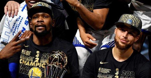 'Şampiyonluk zevksiz' sözlerine Durant'ten sert çıkış