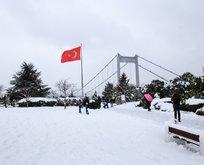 İstanbul'a kar ne zaman yağacak? Uyarılar peş peşe geliyor!