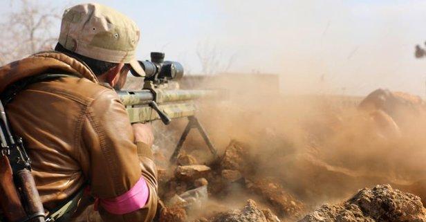 DEAŞ'a ağır darbe! Onlarca terörist öldürüldü