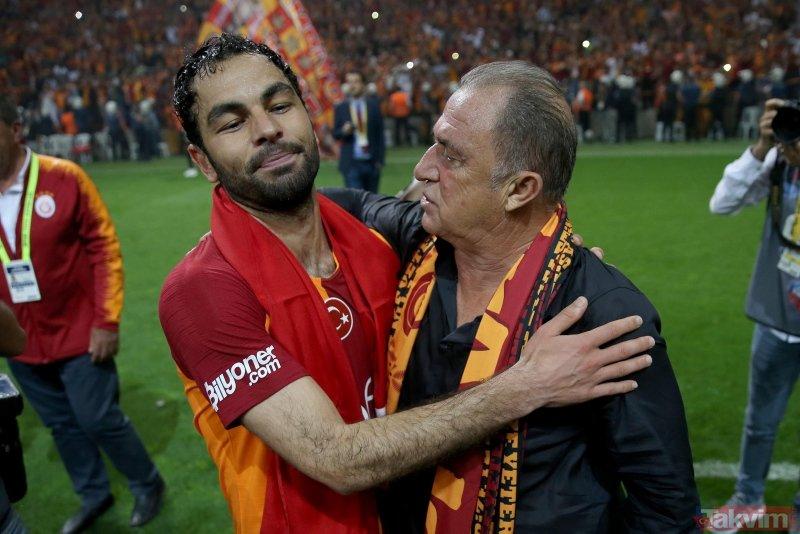 Galatasaray'da yaprak dökümü! 4 isim ayrılıyor