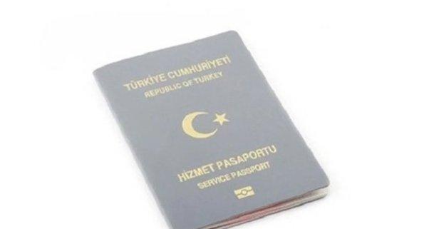 Gri pasaport nedir, kimlere verilir? Gri pasaport nasıl alınır?