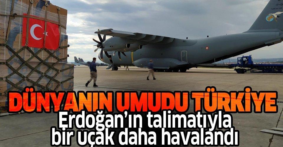 Son dakika: Türkiye Çad'a tıbbi yardım malzemesi gönderdi