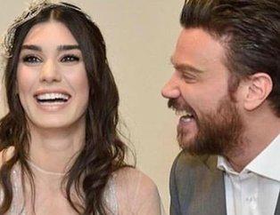 Burcu Kıratlı'dan romantik Sinan Akçıl paylaşımı: İyi ki seni seçmişim