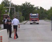 Ankarada barut fabrikasında patlama!