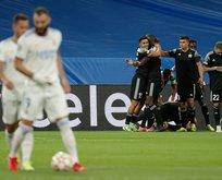 Real Madrid'e Sheriff şoku!