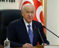 MHP lideri Devlet Bahçeli'den Biden'ın sözlerine tepki