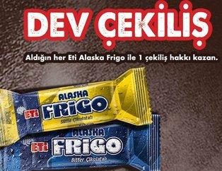 Eti Alaska Frigo Kampanyası çekiliş sonuçları açıklandı! İşte Eti Alaska Frigo Kampanyası çekiliş sonuçları...