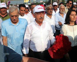 Kemal Kılıçdaroğlu ile Ahmet Türkün gizli görüşmesi