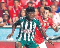 Mikel Agu Bursaspor'da