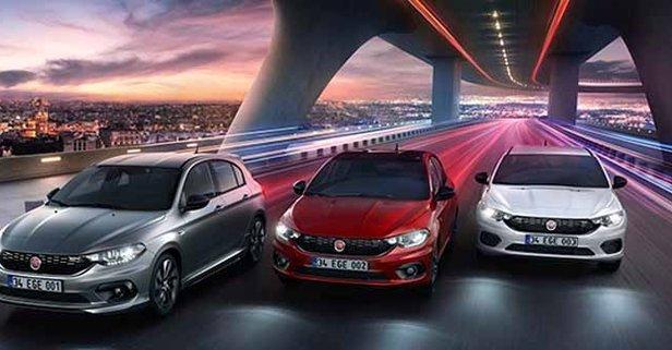 100 bin TL 0,99 faizli kredi Fiat Ekim ayı otomobil kampanyaları!