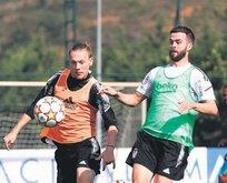 Pjanic geri döndü Sporting startı verildi