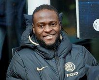 Victor Moses Inter'de ayağa kalktı
