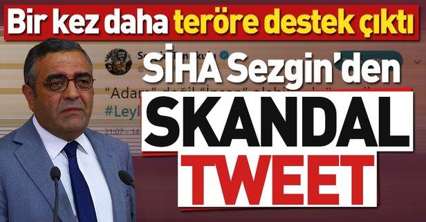 CHP'li Sezgin Tanrıkulu'ndan skandal tweet!