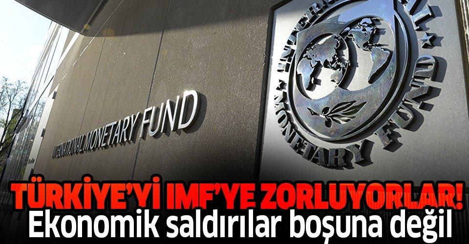 Son dakika: Prof. Dr. Kerem Alkin: Spekülatörler, Türkiye'yi IMF ile anlaşmaya yönlendirmek istiyor