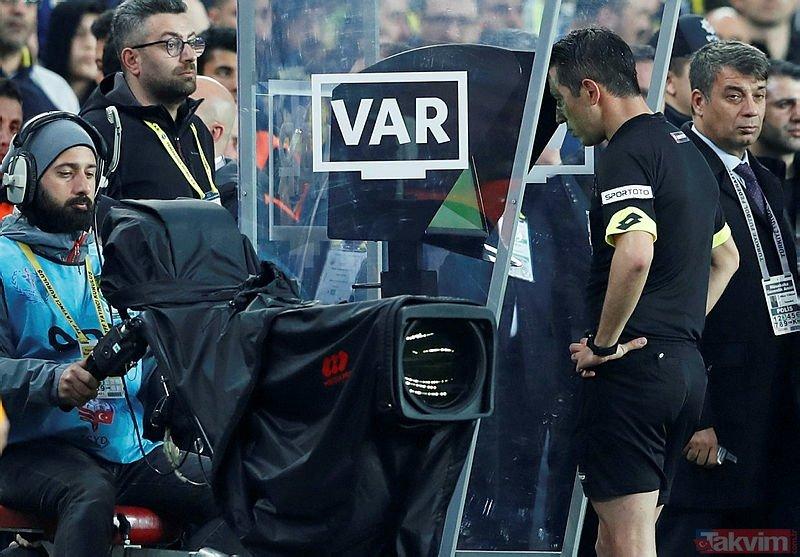 VAR olmasaydı Süper Lig'in lideri kimdi? İşte VAR'sız puan tablosu...