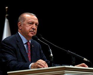 Başkan Erdoğan anlatmaya başlayınca Sisi ve Selman kaçacak yer aradı
