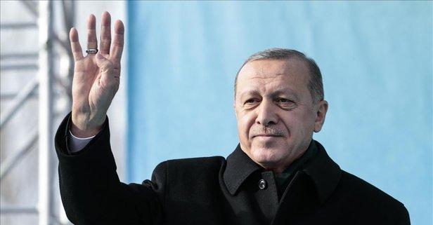 Başkan Erdoğan'dan 'hicri yılbaşı' mesajı