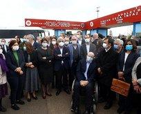 'Kobani' davasında 108 sanığın yargılanmasına başlandı