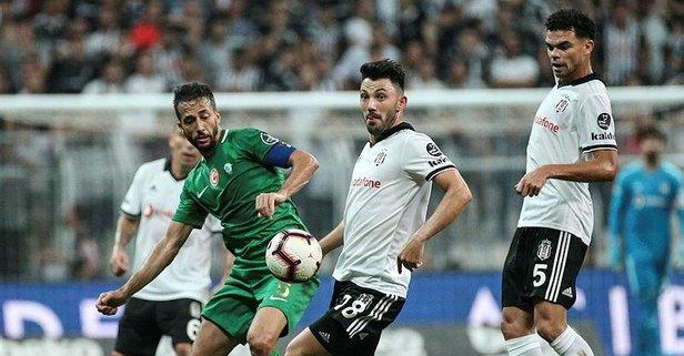 Beşiktaş'tan 3 puanlı başlangıç