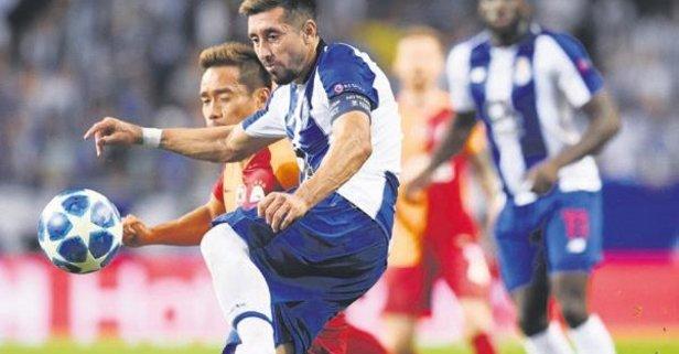 Hector Herrera'yı devler istiyor