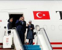 Başkan Erdoğan ABDde