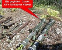 PKK ininde ABD füzesi
