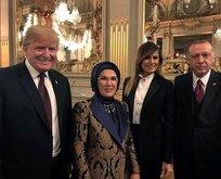 Beyaz Saraydan kritik görüşmeye ilişkin flaş açıklama
