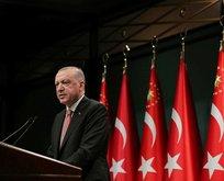 Erdoğan'dan dikkat çeken açıklamalar: Biden...