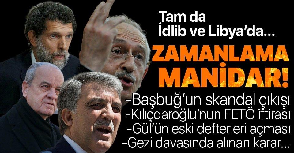 Sabah gazetesi yazarı Mahmut Övür: Abdullah Gül'ün Suriye açıklamalarının zamanlaması manidar!