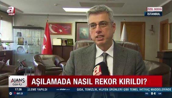 Türkiye dünyaya örnek olmaya devam ediyor: En fazla koronavirüs aşısı yapan 10 ülke arasında girdik