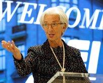 IMF Çin'e taşınabilir