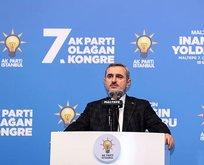 Şenocak'tan CHP'ye sert sözler