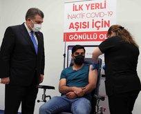 Bakan Koca'dan yerli aşı açıklaması