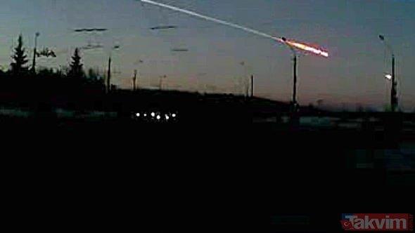 Rusya'da bir dağ çöktü! Nedeni UFO'lar mı?